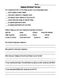 Science Interest Inventory / Survey
