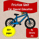 Friction Unit for Special Education (expanded)