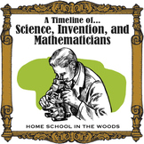 Science, Invention, and Mathematicians Timeline