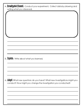 Science Investigation Planning Page