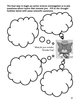 Science Fair / Science Investigation Workbook