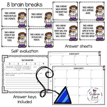 Science Investigation & Skills BUNDLE