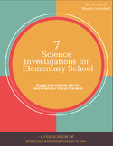 Science Investigations for Elementary School