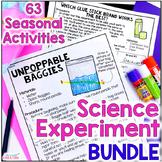 Science Investigations & Experiments BUNDLE