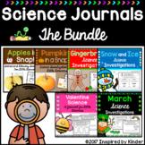 STEAM Science Journals Bundle {Apples, Pumpkins, Gingerbread, and More!}
