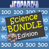 Science Jeopardy! Review Game (Test Prep, Practice)