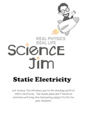 Science Jim's Shocking Static Electricity