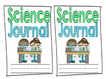Science Journal Cover
