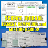 Science Journal: Element, Compound, and Mixture Basics