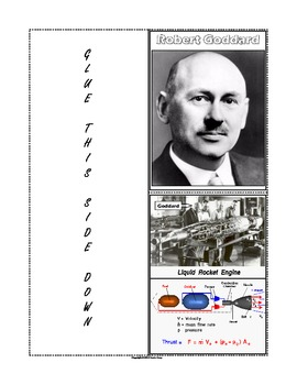 Science Journal: Fathers of Modern Rocketry