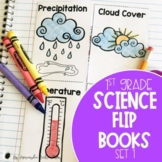 Science Interactive Notebook for First Grade: Part 1