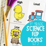 Science Interactive Notebook for First Grade: Part 2