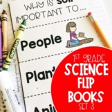 Science Interactive Notebook for First Grade: Part 3