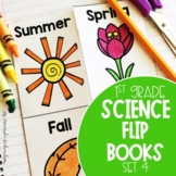 Science Interactive Notebook for First Grade: Part 4