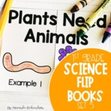 Science Interactive Notebook for First Grade: Part 5