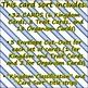Science Journal: Kingdom Classification Card Sort
