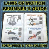 Science Journal: Laws of Motion Beginner's Guide