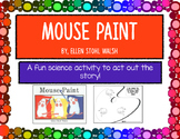 """Mouse Paint"" Science activity"
