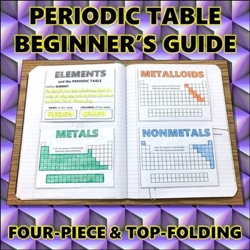 Science Journal: Periodic Table Beginner's Guide