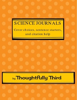Science Journal Resources