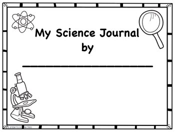 Science Journal for Primary Grades