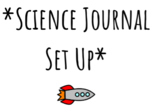 Science Journal Set Up