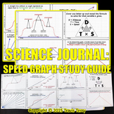 Science Journal: Speed Graph Study Guide 2.0