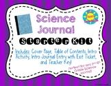 Science Journal Starter Kit