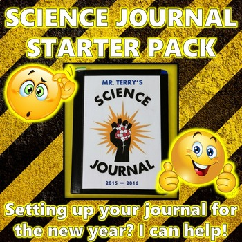 Science Journal: Starter Pack 2016 Edition