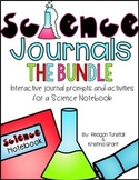 Science Journals for the Year Bundle