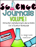 Science Journals Volume 1 - What is Science?