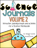 Science Journals Volume 2 - Matter