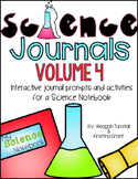 Science Journals Volume 4 - Force & Motion