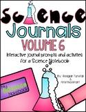 Science Journal Volume 6 (Weather & Seasons)