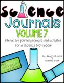 Science Journals Volume 7 - Living/Non-living, & Habitats