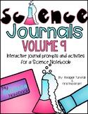 Science Journals Volume 9 - Animals