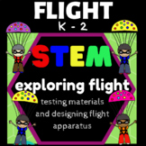 Science STEM K-2: Flight Lessons