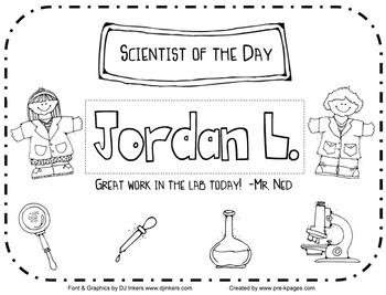Science Kids Clip Art Download