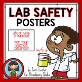 Science LABORATORY SAFETY POSTERS