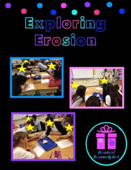Science Lab Activity - Causing Erosion