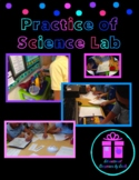 Science Lab Activity - Practice of Science/Tools & Measure