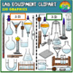 Lab Equipment Clipart (2 Dimensional)