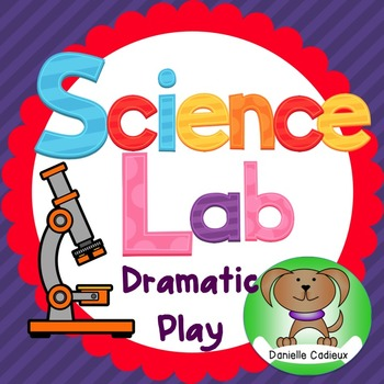 Science Lab Dramatic Play
