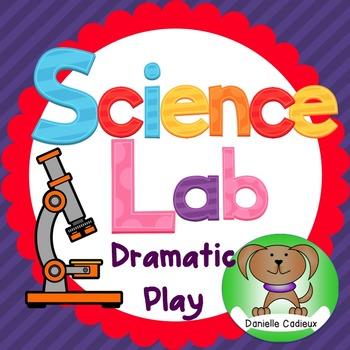 Science Lab Dramatic Play