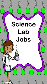 Science Lab Jobs