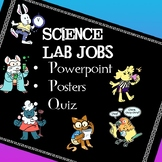 Science Lab Jobs:  PowerPoint and Extras