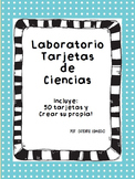 Science Lab Labels in Spanish 5th Grade