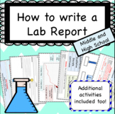 Science Lab Report - Experimental