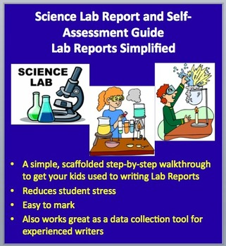 Science Lab Report and Self-Assessment Guide: Lab Reports