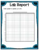 Science Lab Report (with graph, table or diagram options)